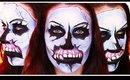 UNTIL DAWN Makeup | HALLOWEEN '15 | LetzMakeup