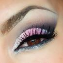 Pink & gray prom