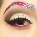 diamond eyebrow