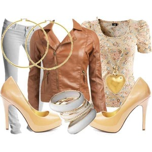 Love they shoes hoops a locket witty plain floral top