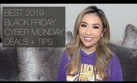 BEST 2019 BLACK FRIDAY / CYBER MONDAY DEALS + TIPS | hollyannaeree