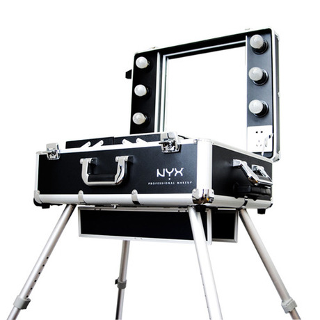 Cosmetic Palette Starter kit Source · Nyx X Large Makeup Artist Train Case .