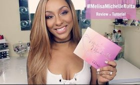 Melisa Michelle X Ulta Beauty Palette | Review + Tutorial | Collab w/ LovingLifewithJudi