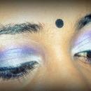 Dusk Eye Makeup