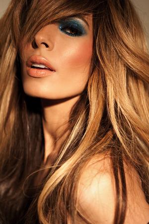 Make up by Troy Jensen