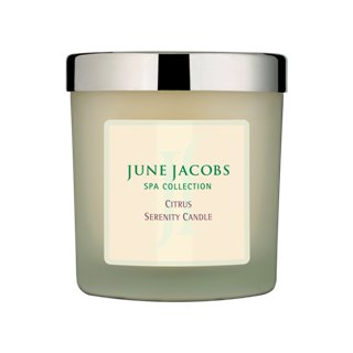 June Jacobs CITRUS SERENITY CANDLE