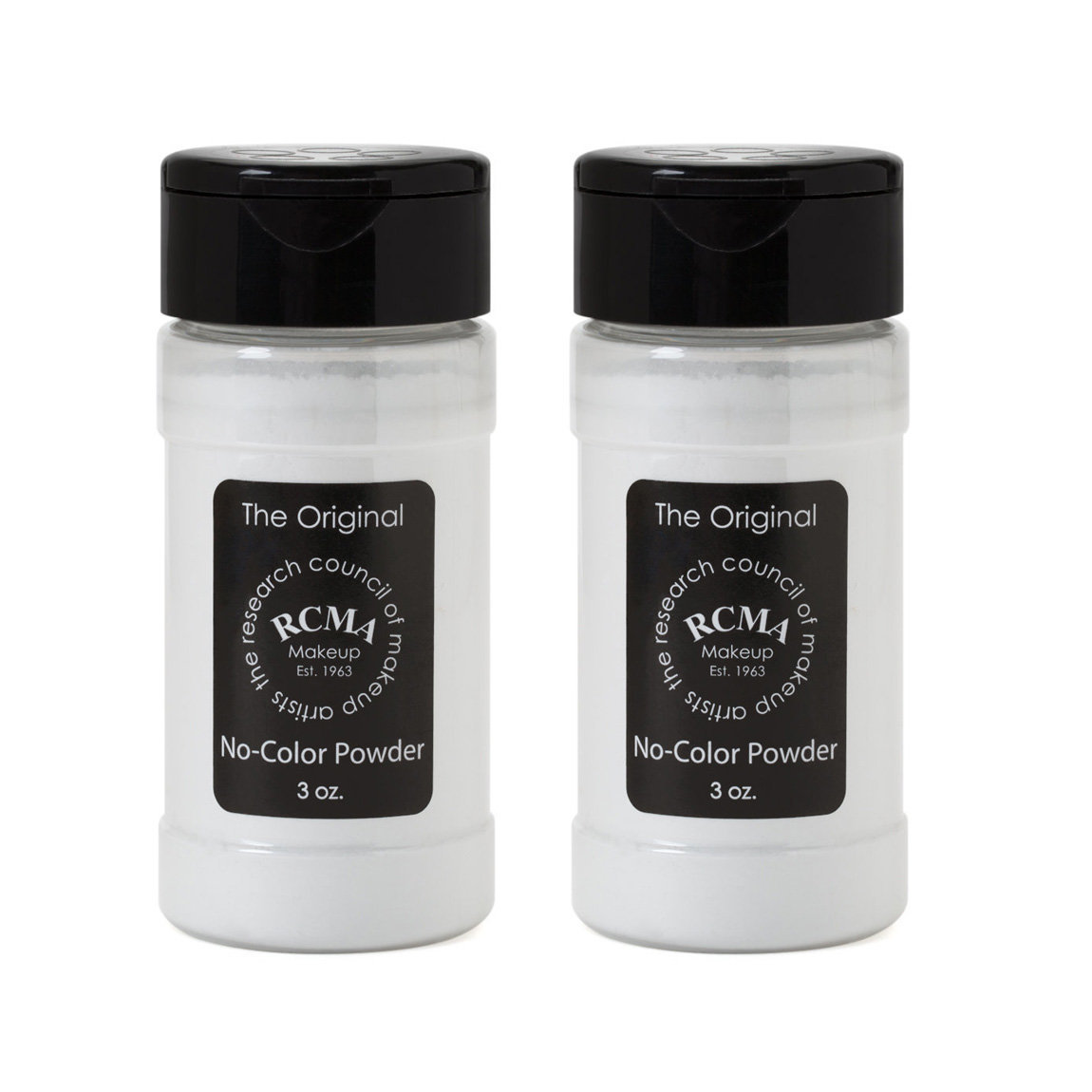 No Color Powder 3oz Duo