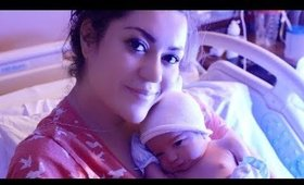 Labor And Delivery Vlog Part 2/My Baby Got Jaundice