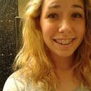 Short Hair, Blonde, Half Natural