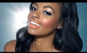 Summer Radiance: HD Makeup Tutorial