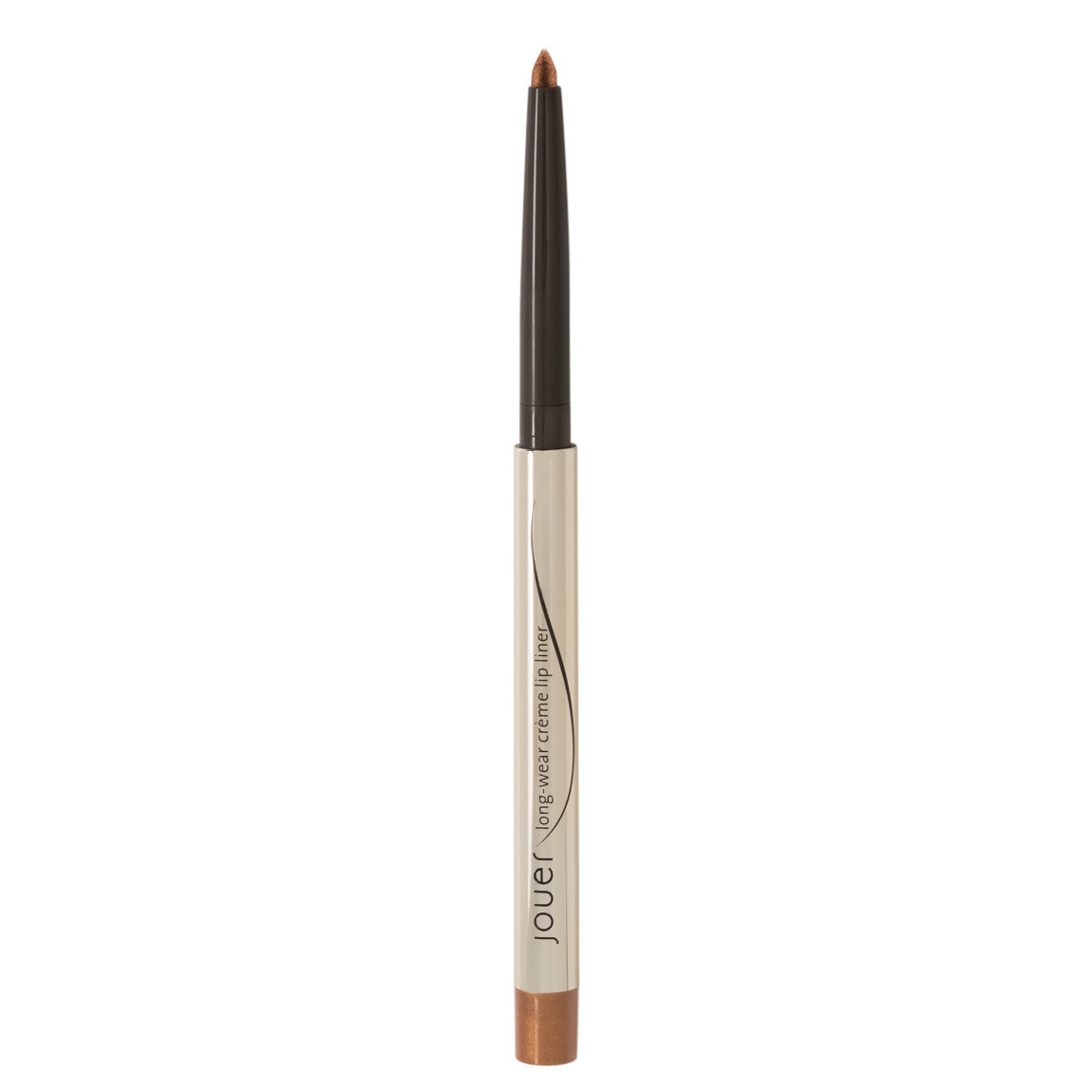 Jouer Cosmetics Long-Wear Crème Lip-Liner Bronze Shimmer