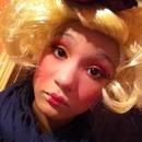Hunger Games makeup