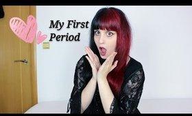 My First Period Story / La Primera Vez que me Vino la Regla