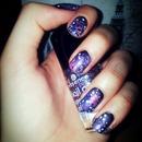 galaxy nails ★