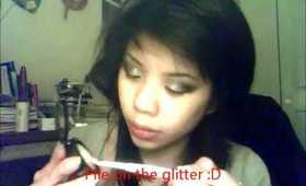 Michelle Phan Inspired New Year's/Clubbing Look 2010
