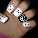 Anti bullying nails