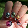 Zoya Irresistible butterfly wings!