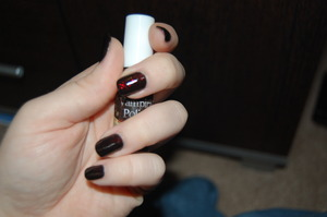 Vampire eyeko polish