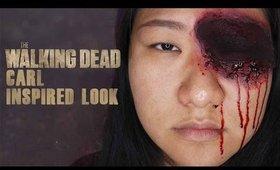 The Walking Dead Carl's Inspired Look | SFX