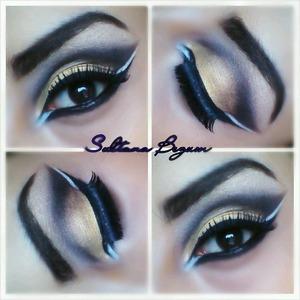 Follow my make up looks in Instagram @sullymalik