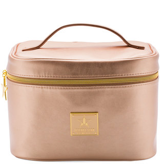 Travel Makeup Bag Rose Gold