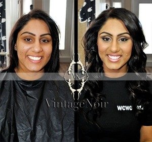 Transformation of our client today.