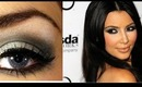 Celebrity Inspired: Kim Kardashian Smokey Eye