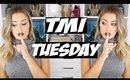 TMI Tuesday (52) BITCH STOLE MY TATTOO!? Pets Getting Along & KIDS??