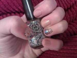 Just something I did when I finally began kicking my horrible nail biting habit.