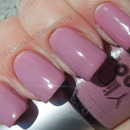 Magic Purple/Pink Color Changing Polish..