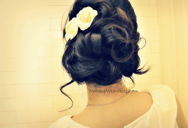 Easy Prom Wedding Hairstyles With Curls