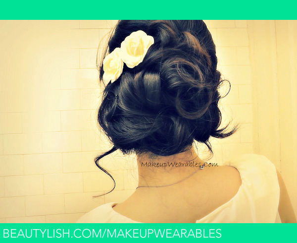 Easy Prom Wedding Hairstyles With Curls Formal Updos For