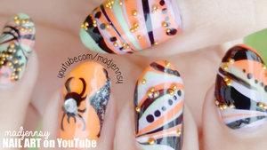 Watch HD Nail Tutorial! http://youtu.be/oGooNIJ8bYY