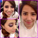 Prom Makeup - Brianna