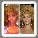look alike with my hairstyles