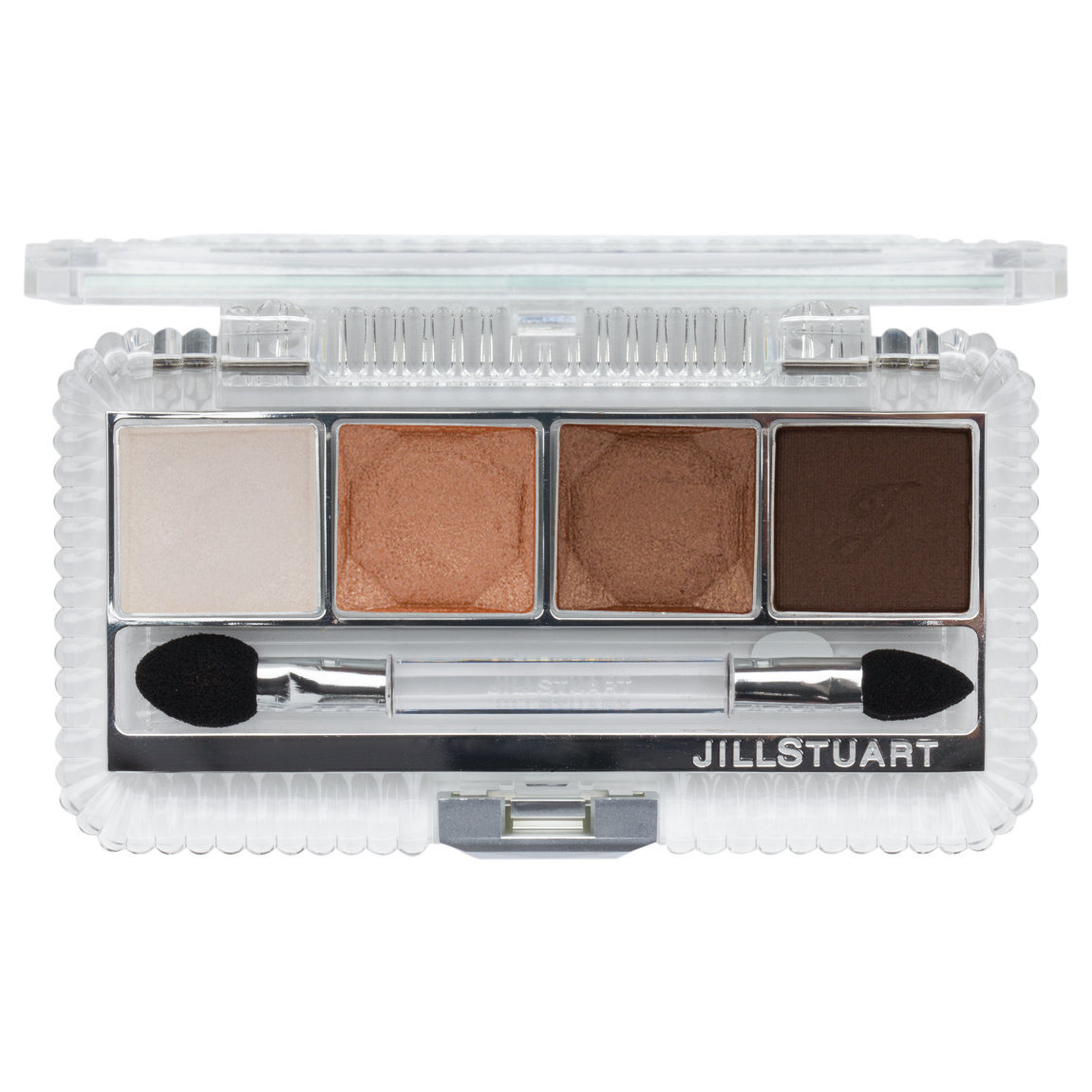 JILL STUART Beauty Eternal Couture Eyes Velvet product smear.