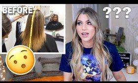 DOES THIS ACTUALLY WORK? Fast Hair Growth | Before & After 60 Day Challenge