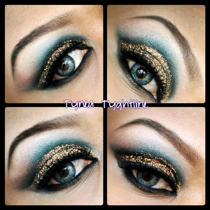 "this look also ft stella starish "" medusa""  www.stellastarish.com"