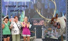 Walt Disney World Trip 2014
