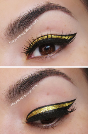 how-to: http://www.maryammaquillage.com/2012/12/wild-wild-xmas.html