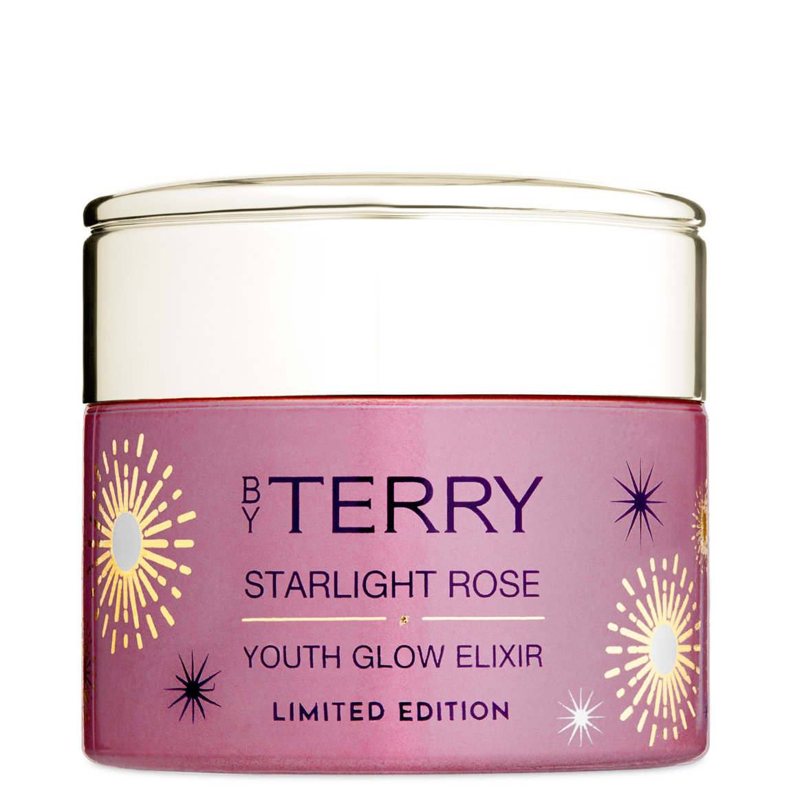 BY TERRY Starlight Rose Youth Glow Elixir product swatch.