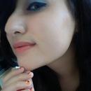 blue*black*peach