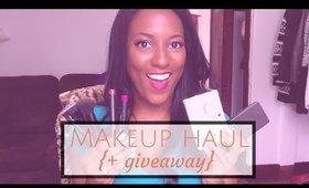 E. L. F. Cosmetics Giveaway + Haul