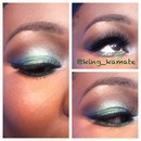 Late, St. Patty's Day eyes