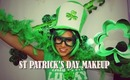 St. Patrick's Day Makeup Tutorial