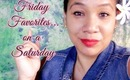 FRIDAY FAVORITES on a Saturday, Beauty, Foodie & more | Honey Kahoohanohano