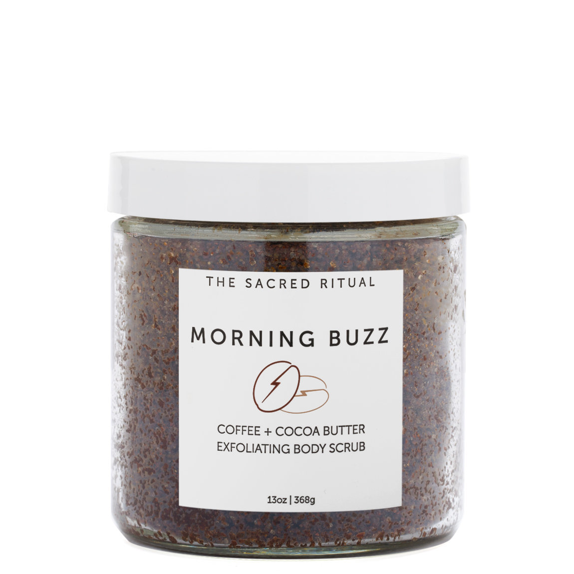 The Sacred Ritual Morning Buzz Body Scrub alternative view 1 - product swatch.