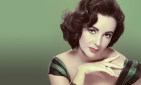 Elizabeth Taylor: Iconic Beauty