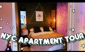 What $2,200 will get you in NYC! (Aesthetic room tour transformation!)