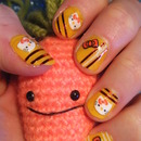 Hello Kitty with Carrot!